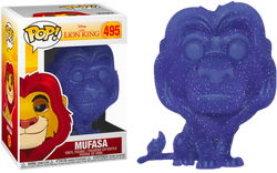The Lion King Funko Pop! Mufasa (Spirit) #495 (Pre-Order)