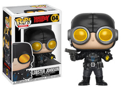 Hellboy Funko Pop! Lobster Johnson #04