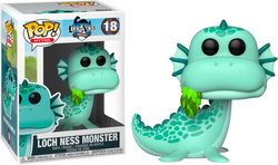 Loch Ness Monster Funko Pop! Loch Ness Monster #18 (Pre-Order)