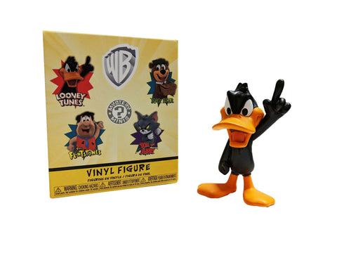 Warner Bros. Saturday Morning Cartoons Funko Mystery Mini - Daffy Duck