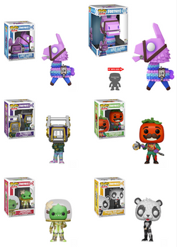 Fortnite Funko Pop! Complete Set of 6 10in Loot Llama Included (Pre-Order)