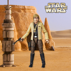 Star Wars The Black Series Luke Skywalker (Yavin Ceremony) 6in.