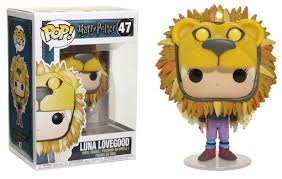 Harry Potter Funko Pop! Luna Lovegood (Lion Head) #47