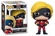 Marvel 80 Years Funko Pop! Captain Marvel (Mar-Vell) (Convention Sticker) #526