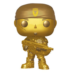 Gears of War Funko Pop! Marcus Fenix (Gold) #474