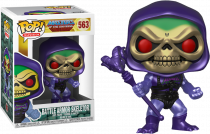 Masters of the Universe Funko Pop! Battle Armor Skeletor (Metallic) #563