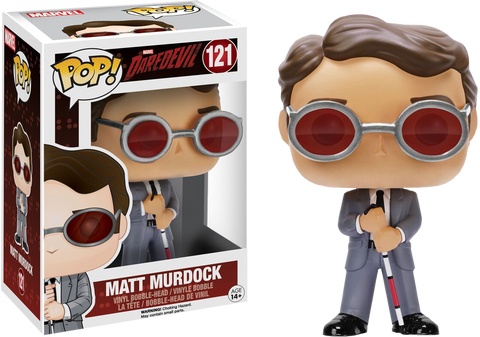Daredevil Funko Pop! Matt Murdock #121