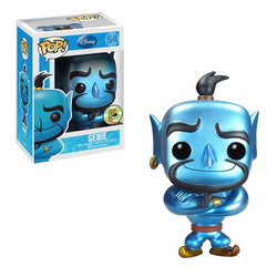 Disney Funko Pop! Genie (Metallic) #54