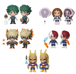 My Hero Academia Funko 5 Star Complete Set of 5 (Pre-Order)