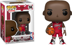 NBA Bulls Funko Pop! Michael Jordan (Rookie Jersey) #56