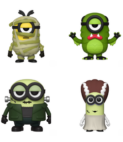 Minions Halloween Funko Pop! Complete Set of 4 (Pre-Order)