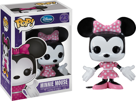 Disney Funko Pop! Minnie Mouse