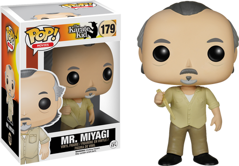 The Karate Kid Funko Pop! Mr. Miyagi
