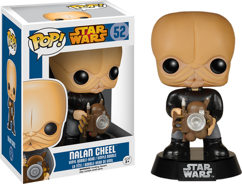 Star Wars Funko Pop! Nalan Cheel
