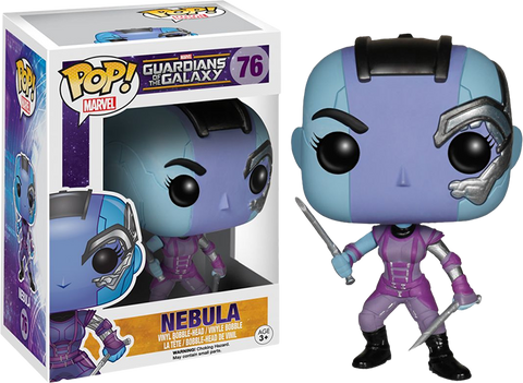 Guardians of the Galaxy Funko Pop! Nebula #76