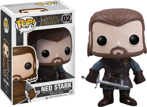 Game of Thrones Funko Pop! Ned Stark #02