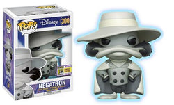 Disney Funko Pop! Negatron (Shared Sticker) #300