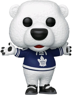 NHL Mascot Funko Pop! Carlton the Bear (Toronto Maple Leafs) (Pre-Order)