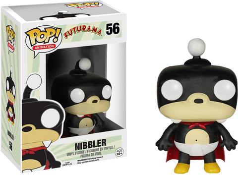 Futurama Funko Pop! Nibbler #56