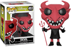 Nightmare Before Christmas Funko Pop! Devil #453