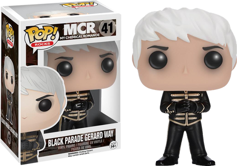My Chemical Romance Funko Pop! Black Parade Gerard Way
