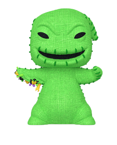 Nightmare Before Christmas Funko Pop! Oogie Boogie (Diamond Glitter) (Pre-Order)