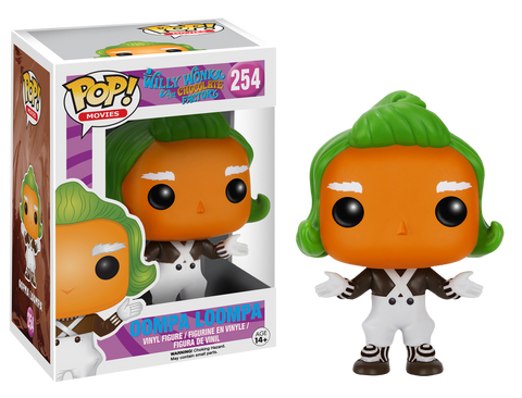 Willy Wonka Funko Pop! Oompa Loompa #254