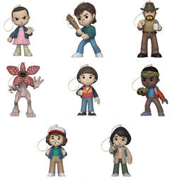 Stranger Things Funko Ornaments Complete Set of 8 (Pre-Order)