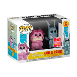 Hercules Funko Pop! Pain & Panic (Shared Sticker) (2-Pack)