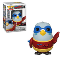 New York Comic Con Funko Pop! Paulie Pigeon (Red) (Convention Sticker) #23