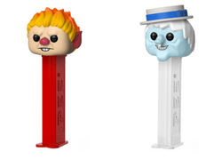 The Year Without A Santa Claus Funko Pop! PEZ Complete Set of 2 (Pre-Order)