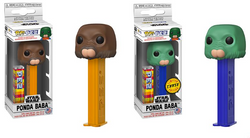Star Wars Funko Pop! Pez Ponda Baba CHASE & Common (Pre-Order)