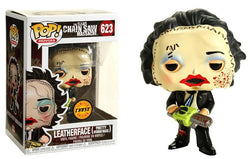 The Texas Chainsaw Massacre Funko Pop! Leatherface (Pretty Woman Mask) CHASE #623