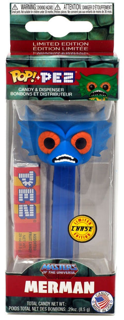 Masters of the Universe Funko Pop! Pez Merman CHASE