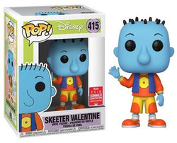 Disney Funko Pop! Skeeter Valentine (Shared Sticker) #415