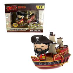 Disney Funko DORBZ Wicked Wench Captain