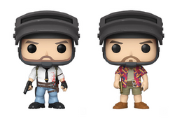 Playerunknown's Battlegrounds Funko Pop! Complete Set of 2 (Pre-Order)