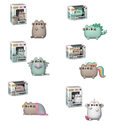 Pusheen Funko Pop! Complete Set of 6 (Pre-Order)