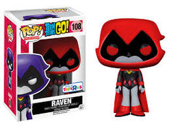 Teen Titans Funko Pop! Raven (Red) #108