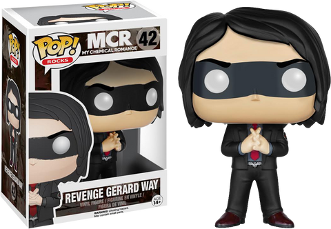 My Chemical Romance Funko Pop! Revenge Gerard Way