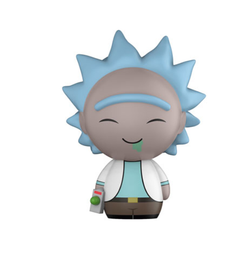 Rick and Morty Funko DORBZ Rick