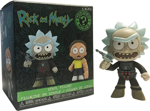 Rick and Morty Series 2 Mystery Mini - Prison Break Rick