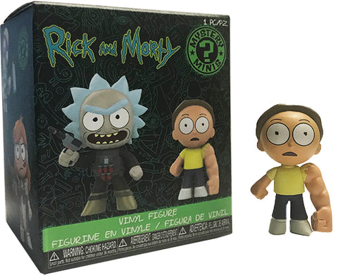 Rick and Morty Series 2 Mystery Mini - Sentient Arm Morty