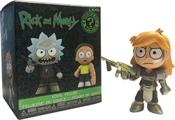 Rick and Morty Series 2 Mystery Mini - Warrior Summer