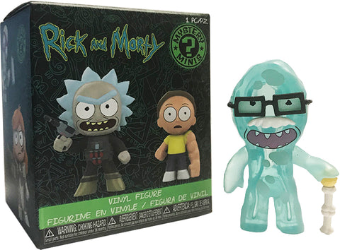 Rick and Morty Dr Xenon Bloom Mystery Minis série 2 Funko