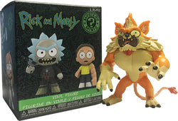 Rick and Morty Series 2 Mystery Mini - Muscle Squanchy