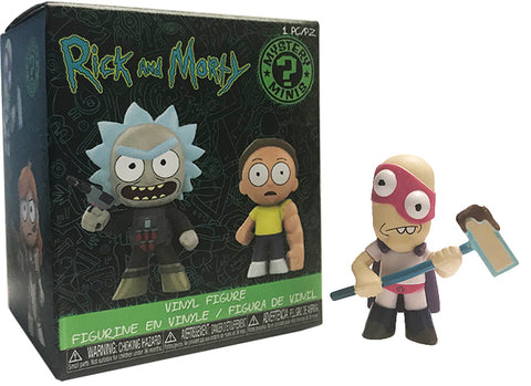 Rick and Morty Series 2 Mystery Mini - Noob Noob