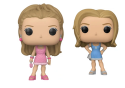 Romy & Michele's High School Reunion Funko Pop! Complete Set of 2 (Pre-Order)