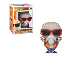 Dragon Ball Z Funko Pop! Master Roshi (Peace Sign) #381