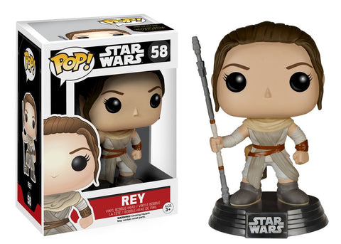 Star Wars Funko Pop! Rey